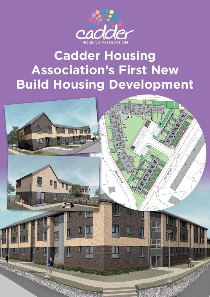 Cadder Housing Association Official Website Cadder Goes On